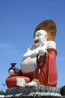 grand bouddha koh samui thaïlande photo