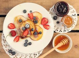 nourriture d'été photo