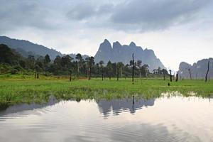 parc national de khao sok, photo