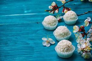 dessert de printemps photo