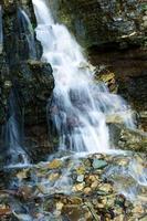 cascade de printemps