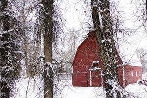 grange rouge photo