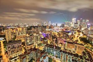 centre-ville de singapour