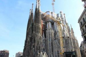 Basilique de la Sagrada Familia, Barcelone, Espagne
