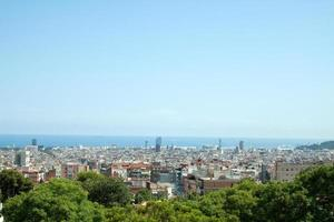 parc guell photo
