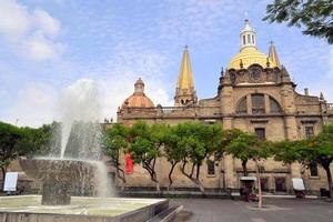la cathédrale de guadalajara, jalisco (mexique) photo