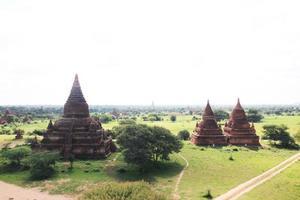 pagode bagan photo
