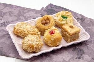 des pâtisseries photo