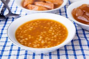 Ramadan alimentaire compote de hanjeli vue rapprochée