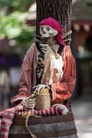 squelette photo
