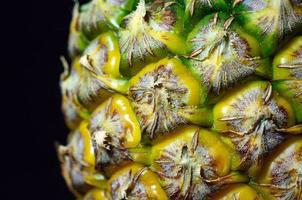 texture d'ananas