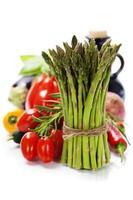 légumes frais photo