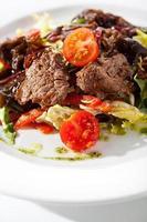 salade de veau