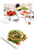 délicieuse salade photo