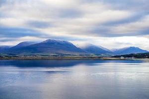 paysage islandais photo
