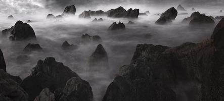 paysage apocalyptique photo