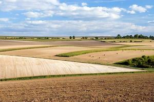 paysage de campagne photo