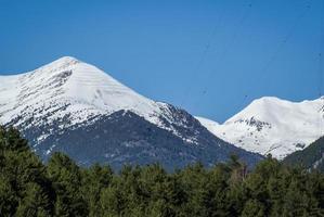 paysage en andorre