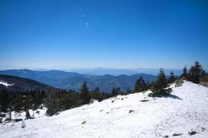 paysage du parc national photo