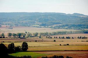 beau paysage du sud de la pologne
