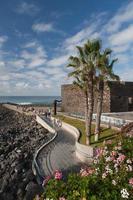 paysages de la côte de l'île de tenerife photo