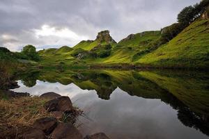 beau paysage naturel photo