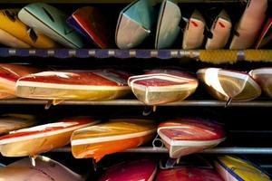 kayaks à richmond, londres photo