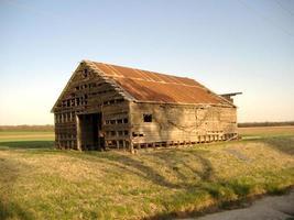 grange abandonnée 2 photo