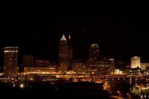 Cleveland Night 63 photo