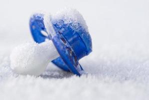 tétine d'hiver photo