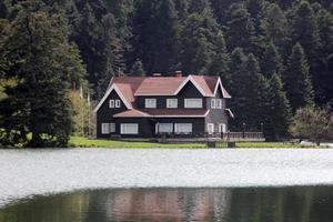 lac abant photo