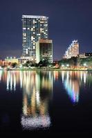 architecture du centre-ville d'Orlando