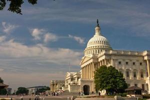 États-Unis - District de Colombie - Washington, Capitole des États-Unis