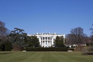 maison blanche à washington dc photo