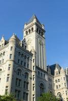 Pavillon du bureau de poste à Washington DC, USA photo