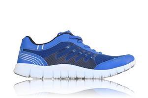 chaussures de course photo