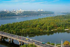 Skyline de Kiev, Ukraine photo