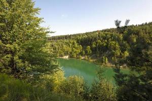lac artificiel biélorussie photo