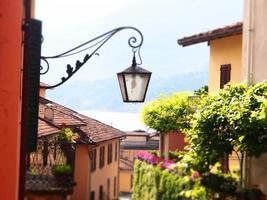 village en italie photo