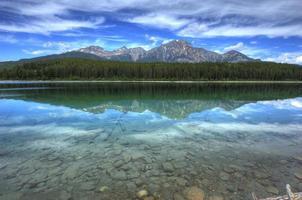 montagnes Rocheuses, colombie britannique, canada.