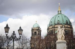dôme berlinois photo