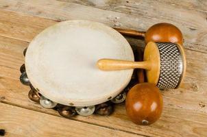 petit instrument de percussion photo