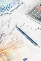étude des opportunités financières photo