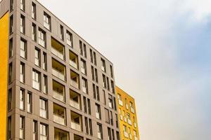 architecture résidentielle moderne photo