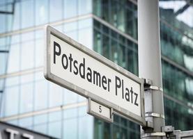 Potsdamer Platz signe