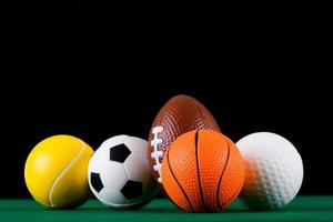 miniaturized_sport_balls_02 photo