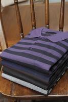 t-shirts à col