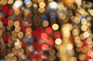 lumières abstraites