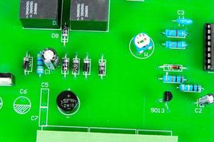 carte de circuit imprimé photo
