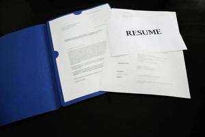 CV - portfolio d'applications photo